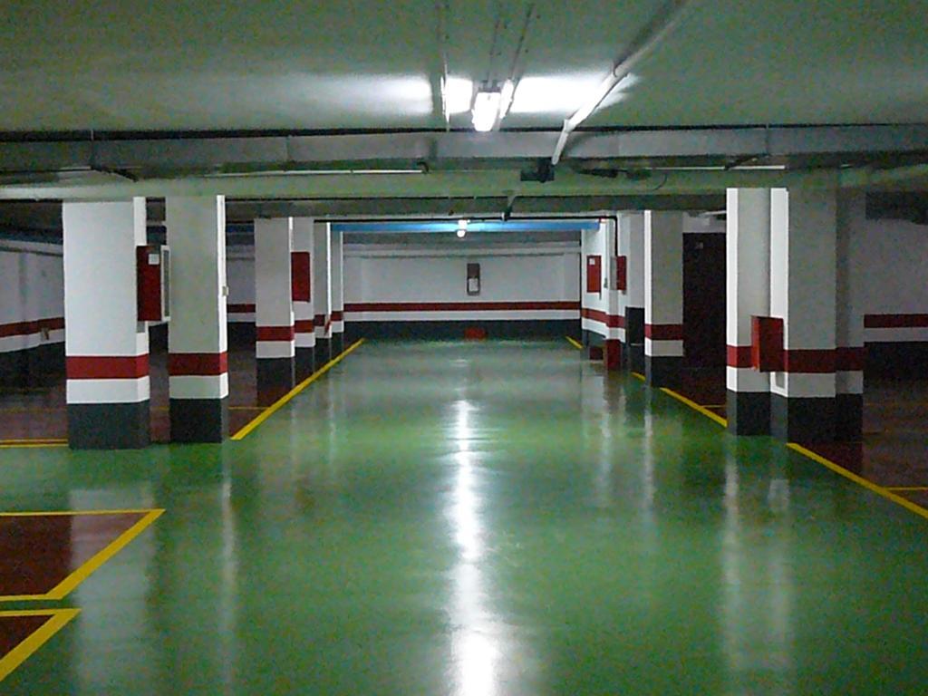 Servicios de Limpieza de Garajes