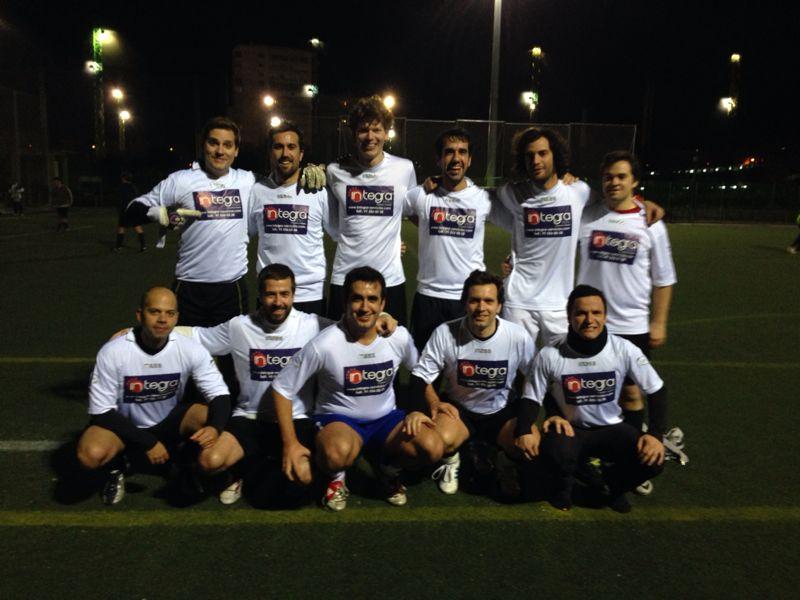 Equipo de Fútbol de Integra Control y Servicios