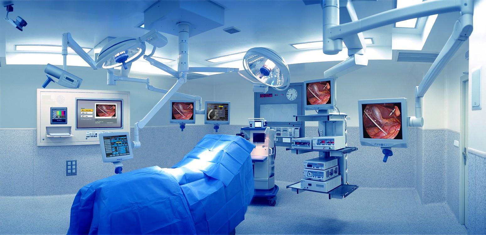 limpieza en centros médicos