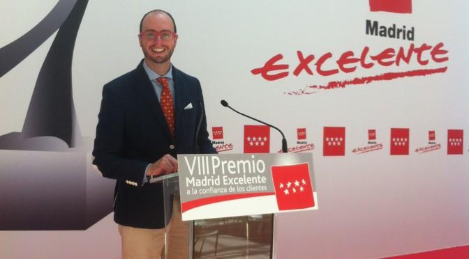 Servicios auxiliares para empresas con calidad sello Madrid Excelente